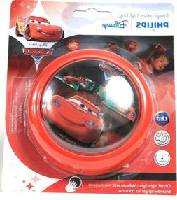 1 Philips Imaginative Lighting Disney Pixar Cars LED Push On