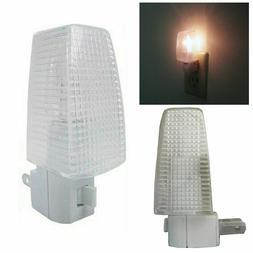 2 Pack Night Lights On Off Switch Bright White Light Nite Wa