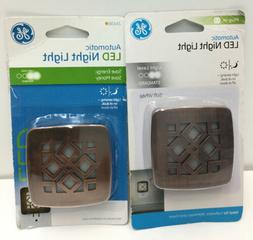 GE by Jasco Oil-Rubbed Bronze Automatic Led 2 Night Lights 2