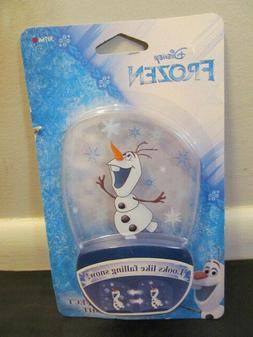 NEW Disney Frozen 3D Motion Effect Olaf Night Light