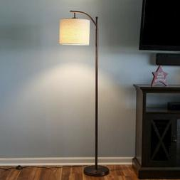 Hanging Lamp Shade Reading Tall Floor Accent Light for Livin