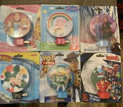 Kids Night Lights, Choose Disney or Marvel, Avengers, Frozen