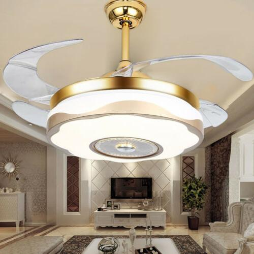 Invisible Ceiling fan/night light function Remote Control 42