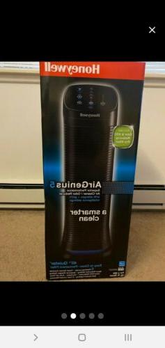 Honeywell AirGenius 5 Air Cleaner and Odor Reducer - HFD320