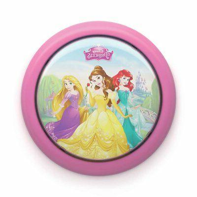 Philips Disney Princess Battery Powered LED Push Touch Night