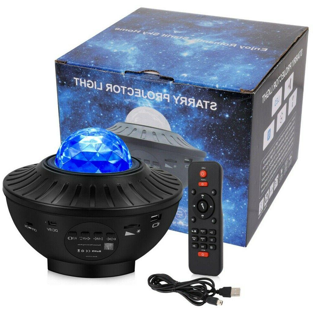 LED Light Projector Ocean Star Sky Remote