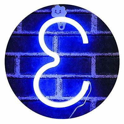 LED Neon Signs Night Lamp Wall Decor, Ch