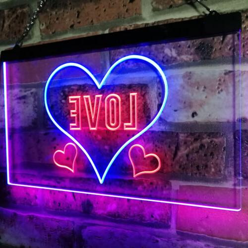 Love Night Bedroom Color Neon Sign st6-i3073