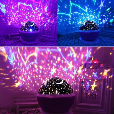 starry night sky projector lamp kids gift