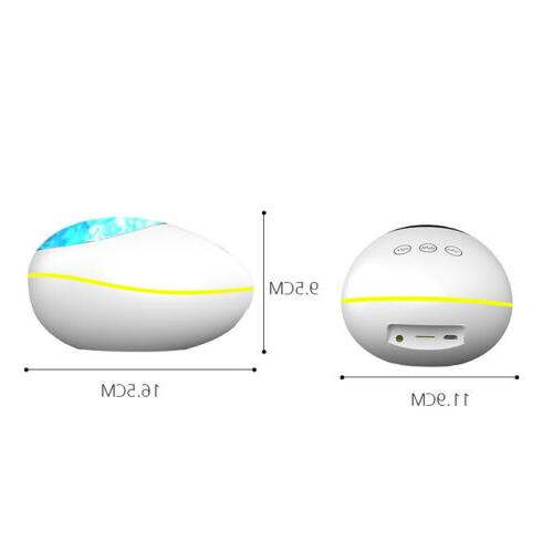 USB Multi-function Lucky Ocean Projection Lamp