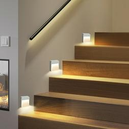 led motion sensor lights wireless night light
