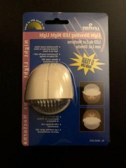 Leviton LED Night Light w/ Auto On and Off. Brand New.