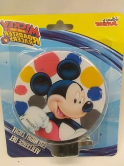 Disney Mickey And The Roadster Racers Rotary Led Night Light