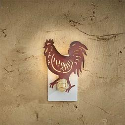 Park Designs Night Light -  ROOSTER - PD-25-056