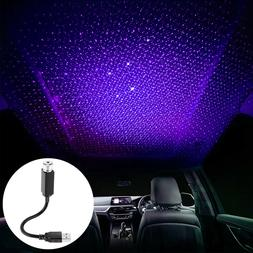 Plug and Play USB Night Light Ceiling Romantic Car Roof Home